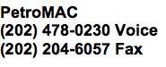 PetroMAC contact